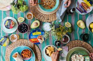 Prepara una comida de picoteo para tus amigos en dos minutos