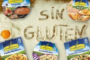Los platos sin gluten Carretilla #SeLlevan