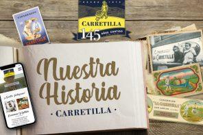 Carretilla, 145 años contigo
