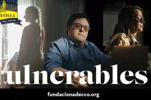 Carretilla con La Semana de la Discapacidad de la Fundación ADECCO